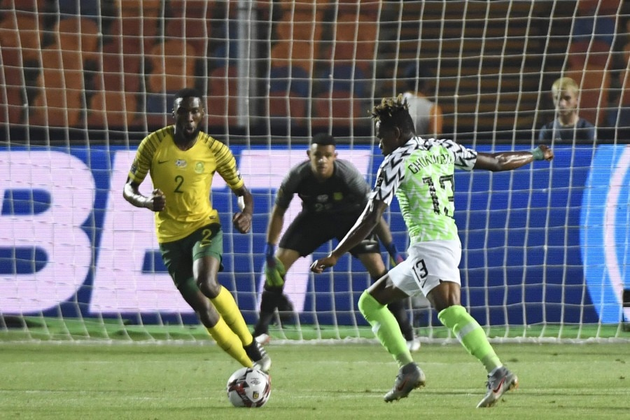 Chukwueze super eagle