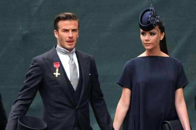 David Beckham and Victoria Celebrate Their 20th Wedding Anniversary