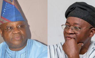 Osun governorship election