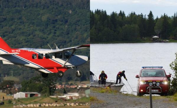 Sweden plane crash555