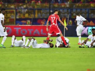 AFCON 2019: Tunisia defeats Ghana on 5-4 penalties, qualify for quarter-finals
