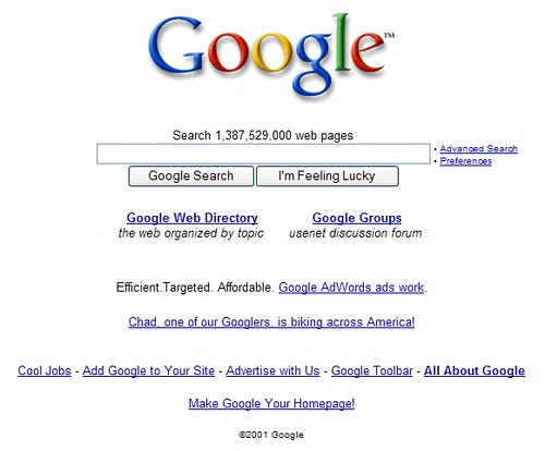 Usefulness Important of Google search engine