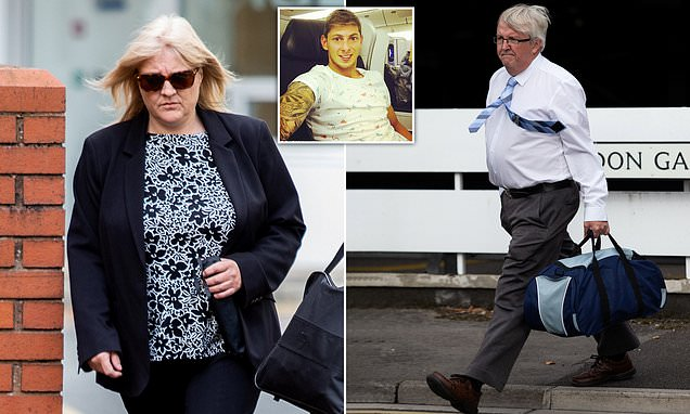 Emiliano Sala case: CCTV company director and her employee jailed for 19 months for leaking footage of body in morgue