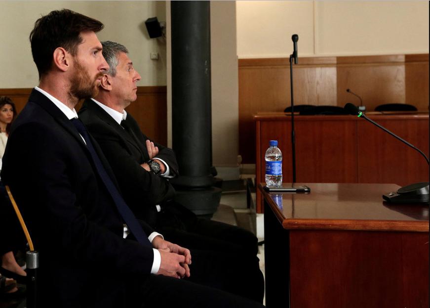 Spanish Court dismisses fraud case against Lionel Messi - KokoLevel Blog