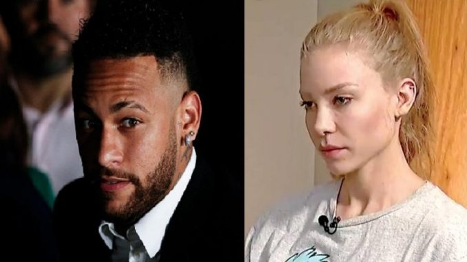 Neymar rape accuser Najila Trindade​ charged with extortion in Brazil