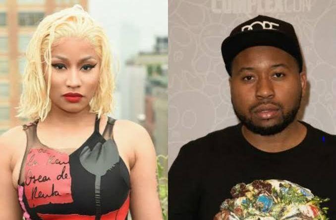 Nicki Minaj and Dj Akademiks