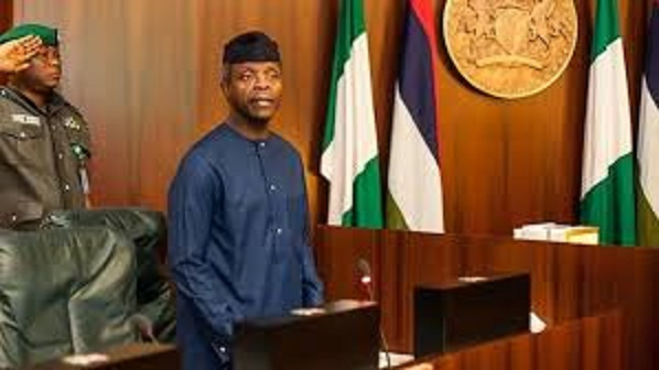 N90bn poll cash: I will waive my immunity to be investigated says Osinbajo