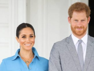 "Meghan Markle pay tribute to Prince Harry as he Celebrates his 35 years birthday ""You are the best husband and most amazing dad to our son"