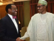 (AfDB) boss and president buhari
