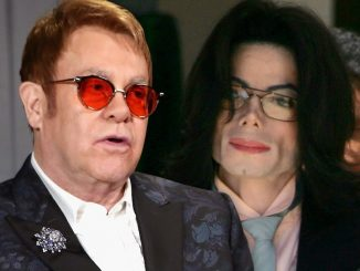 Elton John and micheal jackson