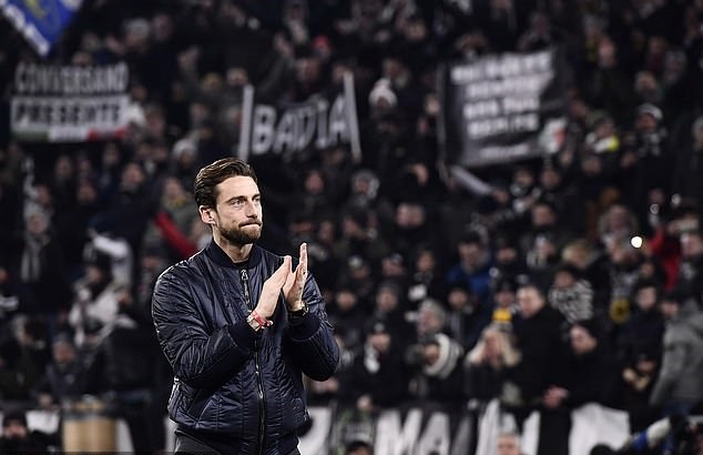 Juventus legend Claudio Marchisio retires from football at age of 33