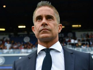 Lyon sacked head coach Sylvinho after one win in nine matches