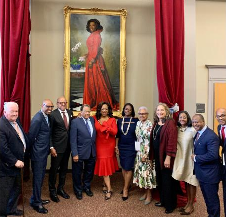 Media mogul Oprah Winfrey donates $13 million to Morehouse College