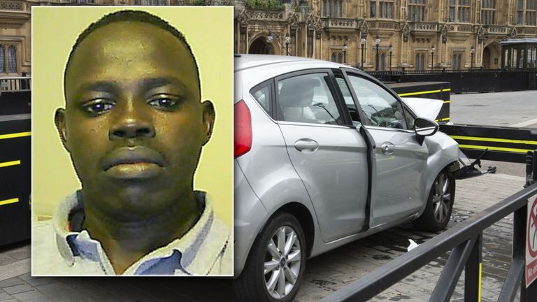 UK parliament car attacker Salih Khater jailed for life over terror attack