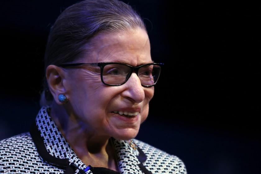 Justice Ruth Bader Ginsburg,