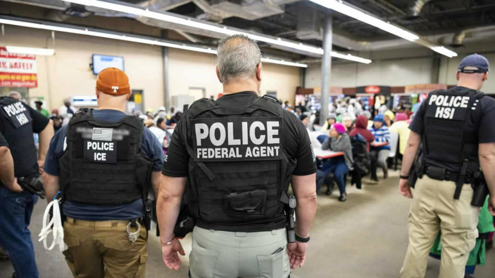 United States Immigration arrest 250 foreign students who enrolled in a fake university set up by the Govt as part of immigration raid