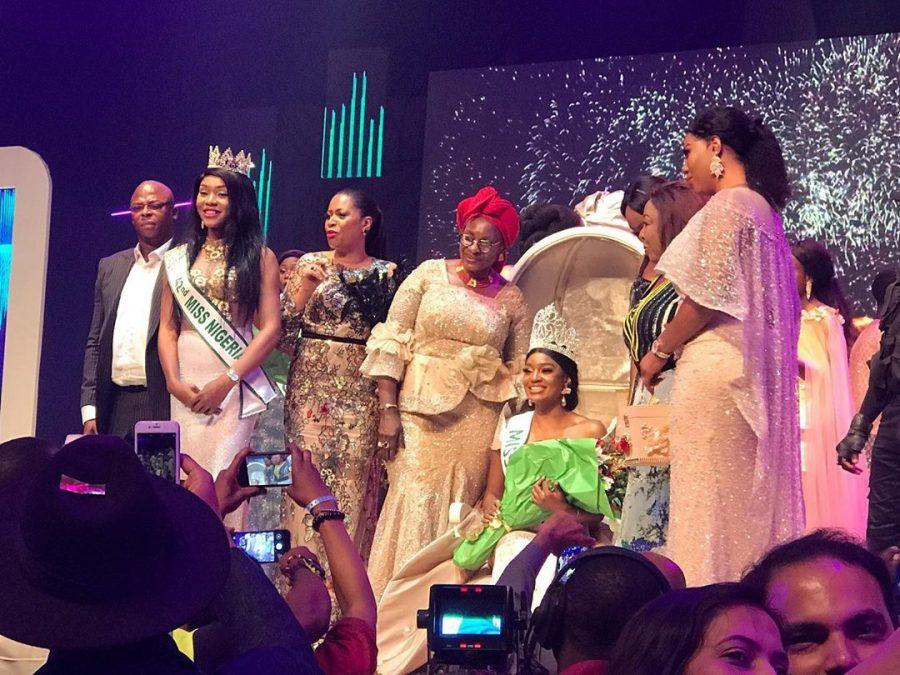 Miss Taraba ,Etsanyi Tukura crowned Miss Nigeria 2019