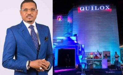 Lagos state Govt reopens Shina Peller's nightclub