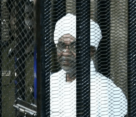 Ousted former Sudan's president Omar Al-Bashir, bags two year-jail term