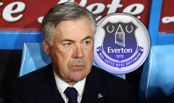 Everton announces Carlo Ancelotti as the new manager