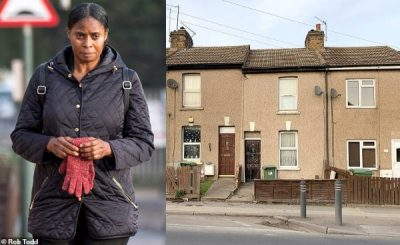 Nigerian woman Olusola Owoeye, jailed over £114K benefits fraud in UK