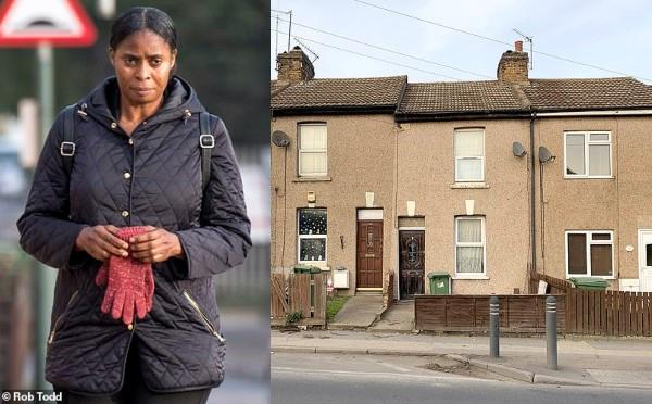 Nigerian woman Olusola Owoeye, jailed over £114K benefits fraud in UK