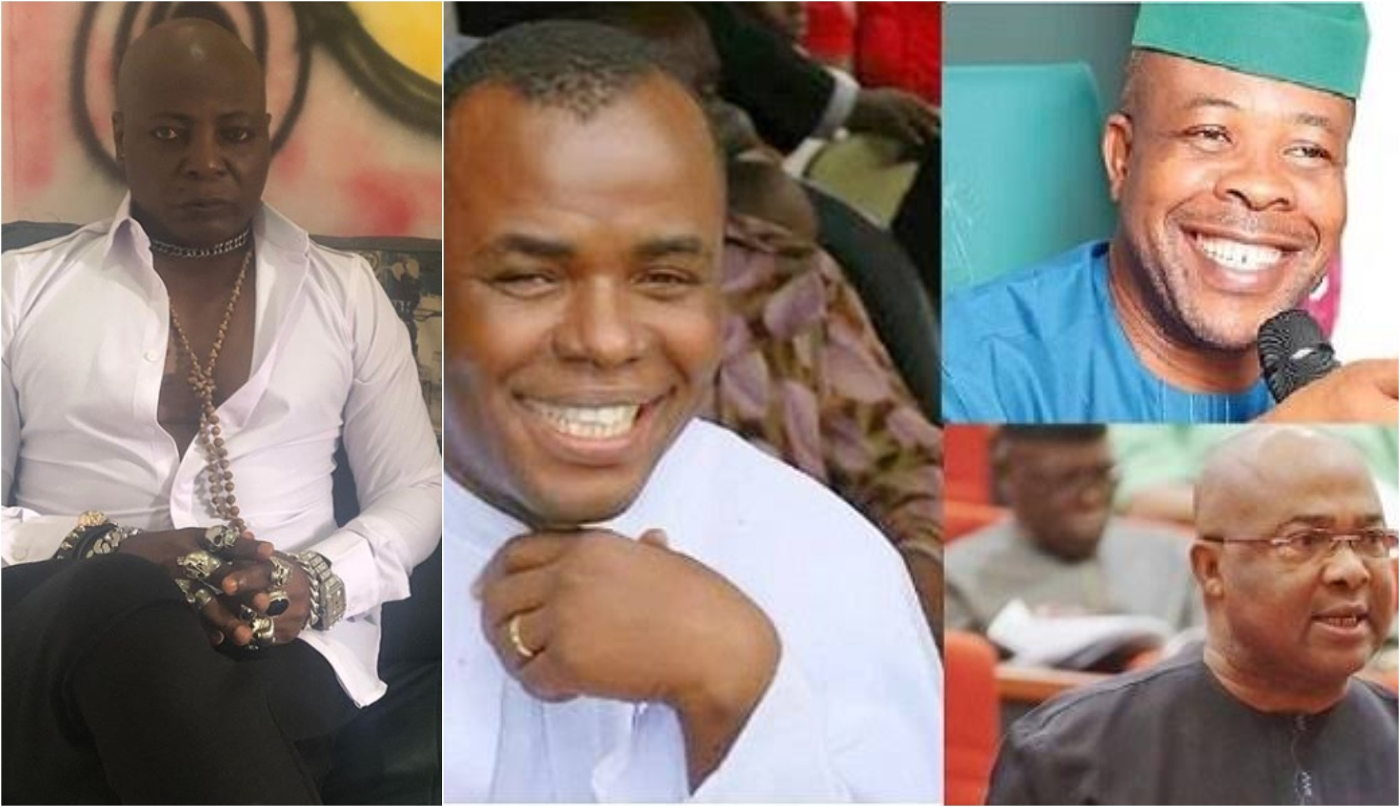 Charly Boy reacts to Rev. Mbaka's 'prophecy' about Hope Uzodinma-Prophecies by Nigerian men of God are always suspicious