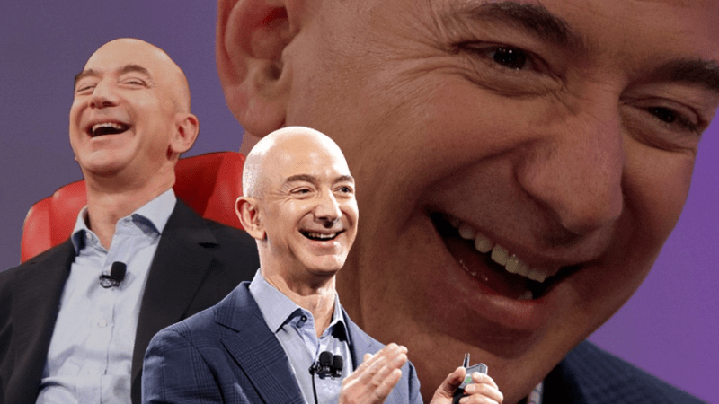Jeff Bezos adds $13.2 billionto his fortune in just 15 minutes After Amazon Stock Surge