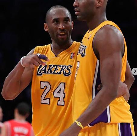 Lamar Odom pens down emotional tribute to late NBA legend Kobe Bryant