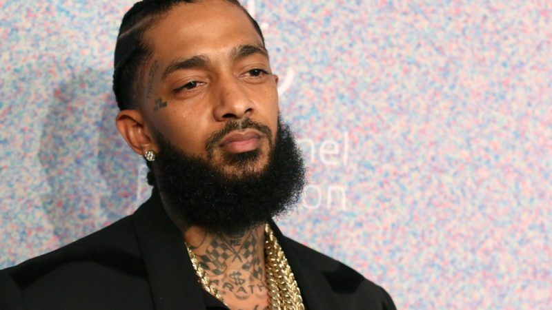 late Nipsey Hussle wins two posthumous Grammys