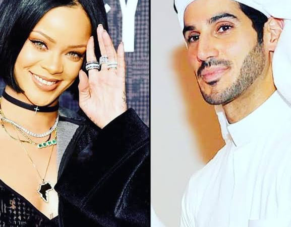 Rihanna's billionaire ex-boyfriend, Saudi businessman Hassan Jameel is allegedly reaching out to news sites to take down pictures of them