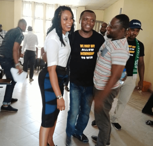 Agba Jalingo regains freedom after 5 months in prison
