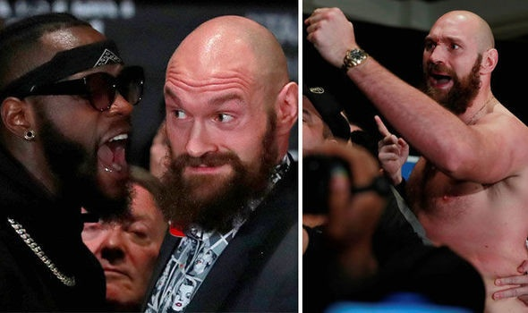 "Deontay Wilder vows knock out Tyson Fury"" to surpass his idol Muhammad Ali bigger than Mayweather vs Pacquiao"