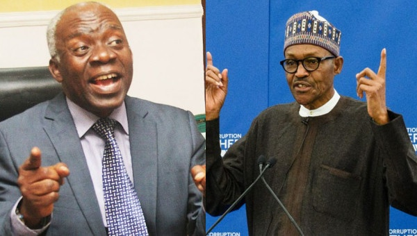 "Presidency Has No Power To Stop Peaceful Protests against the heads of military institutions."" – Falana"