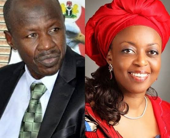 EFCC Boss Claims Diezani Stole $2.5bn, must be extradited