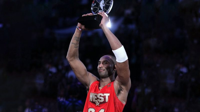 NBA renames All-Star MVP award to honor Kobe Bryant