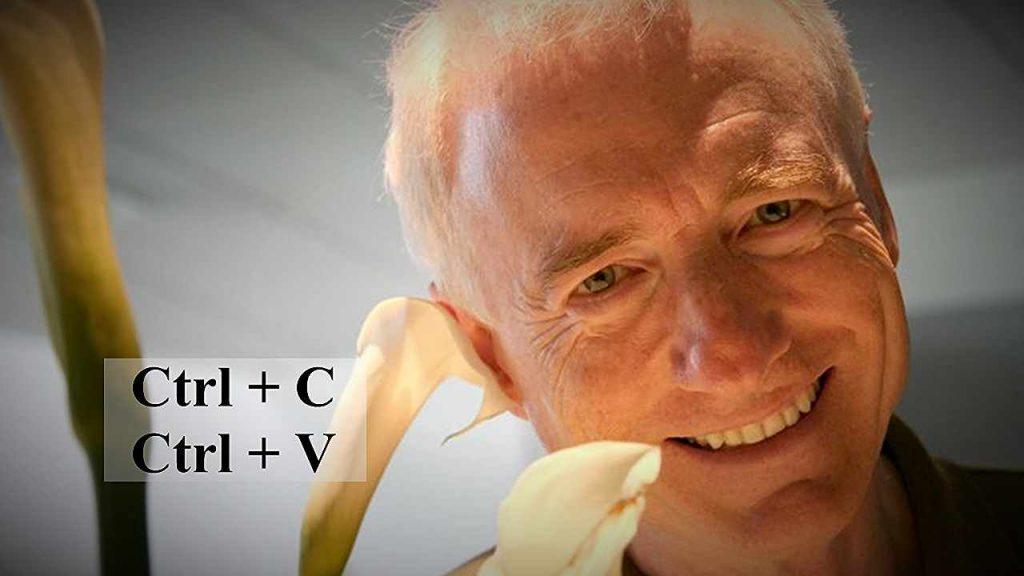 Larry Tesler, inventor of cut-copy-paste' dies at 74