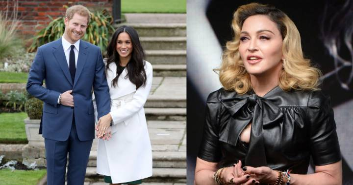 Madonna offers NYC apartment to Prince Harry and Meghan Markle calls Canada 'boring,'