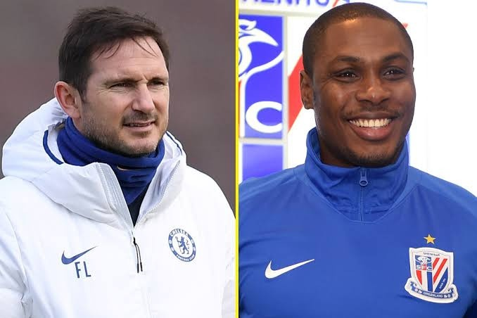 Chelsea Coach Frank Lampard:Expect a tough game against Man United after capture of Odion Ighalo & Bruno Fernandes