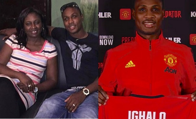 Odion Ighalo to dedicate every goal he scores for Manchester United to to God and his late sister who died in December