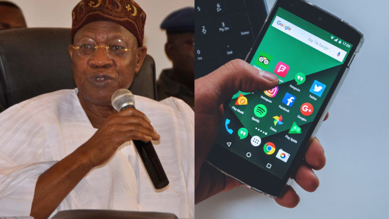 No going back on Fed Govt, social media regulation– Lai Mohammed