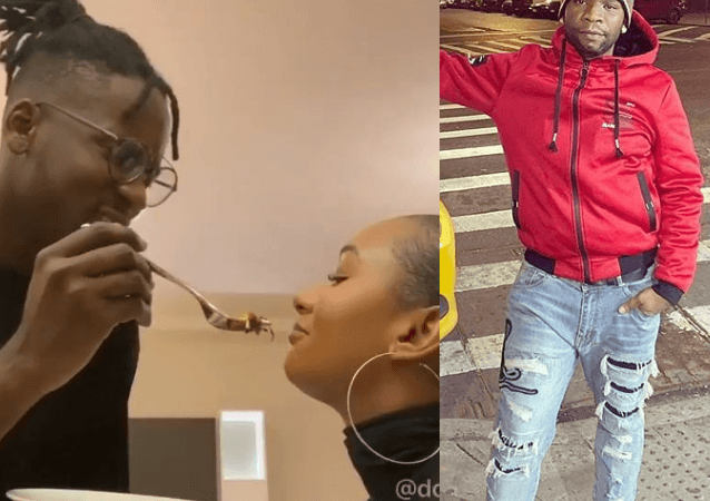 "Speed Darlington willing to pay 100,000 naira to voodoo priest"" that made ""irrelevant"" Mr Eazi get a billionaire girlfriend like Temi Otedola"