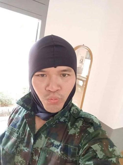 Thailand soldier5666