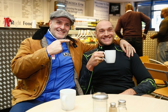 Tyson Fury's dad, John, calls for his son to retire following Wilder victory