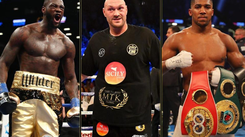 Saudi Arabia tables £400m to host Tyson Fury's next bout against Wilder or Joshua