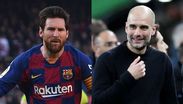 Lionel Messi and Pep Guardiola donate €1million each to help fight coronavirus