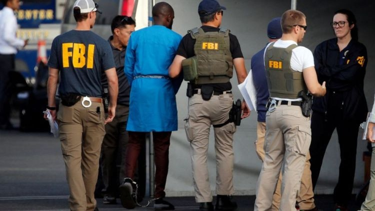 FBI arrests 13 Nigerians over $30m internet fraud