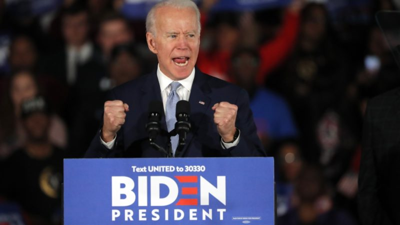 Joe Biden wins Washington presidential primary