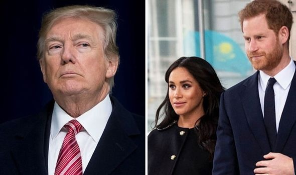 Harry and Meghan will pay for their own security in US – Trump