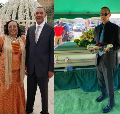 Sen Ben Murray-Bruce's wife, Evelyn, laid to rest